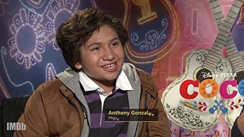 Why the Stars of 'Coco' Love Their Characters