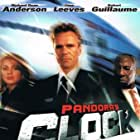 Richard Dean Anderson, Jane Leeves, and Robert Guillaume in Pandora's Clock (1996)