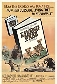 Living Free (1972) Poster - Movie Forum, Cast, Reviews