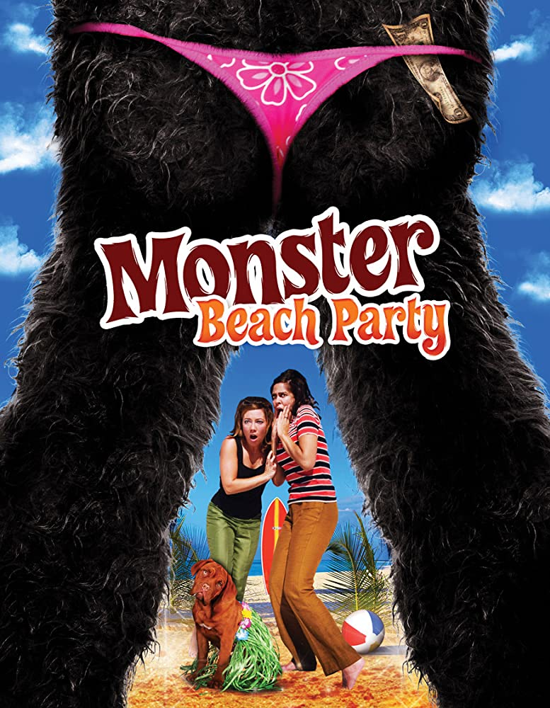 Monster Beach Party download