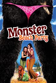 Monster Beach Party (2009) 720p