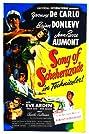 Song of Scheherazade (1947) Poster