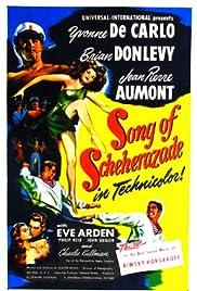 Song of Scheherazade Poster
