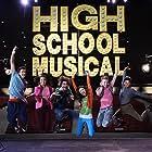 Matt Cornett, Olivia Rodrigo, Joshua Bassett, Sofia Wylie, and Joe Serafini in High School Musical: The Musical - The Series (2019)