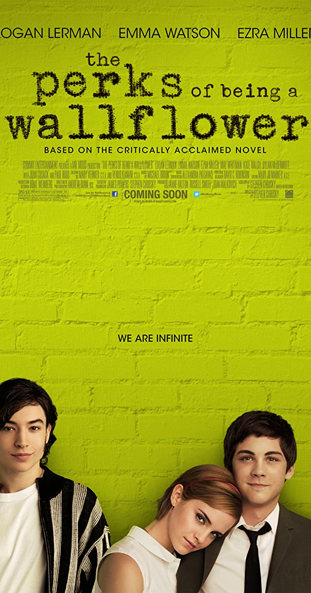 The Perks Of Being A Wallflower 2012 Imdb