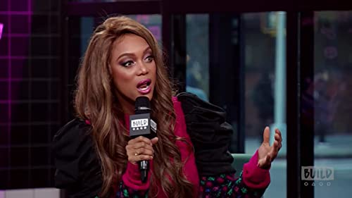 BUILD: Tyra Banks Raps the Song Be A Star from 'Life-Size 2'