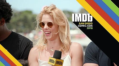 """""""Arrow"""" Cast Wants to Take On Jason Momoa, DCEU"""