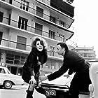 Andreas Barkoulis and Mairi Hronopoulou in Otan i polis pethaini (1969)