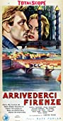 Arrivederci Firenze (1958) Poster
