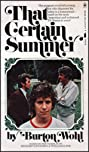 That Certain Summer (1972) Poster
