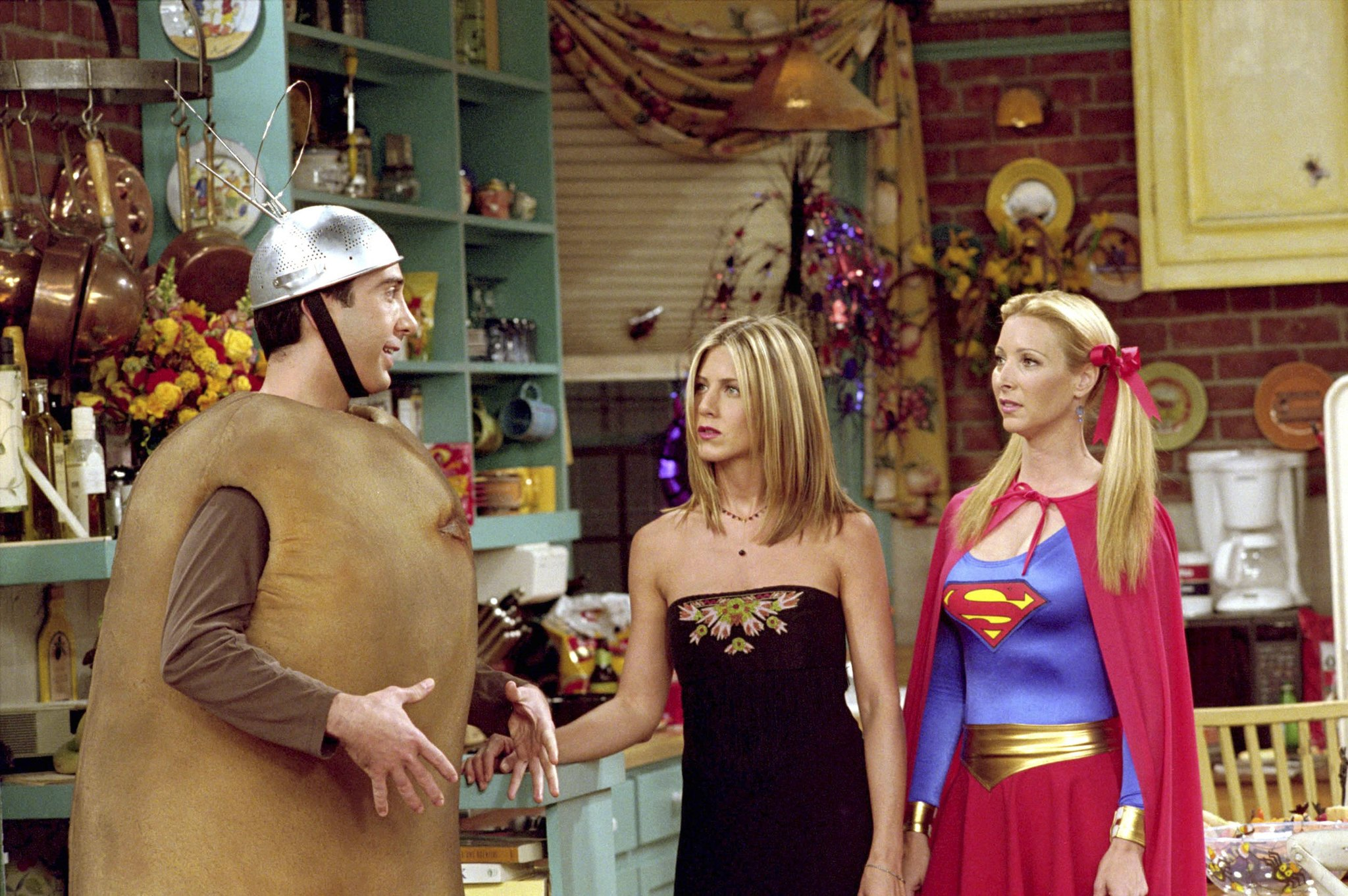 friends the one with the halloween party tv episode 2001 imdb