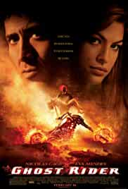 Ghost Rider 2007 BRRip 720p Dual Audio Hindi English