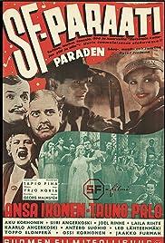 SF-paraati(1940) Poster - Movie Forum, Cast, Reviews