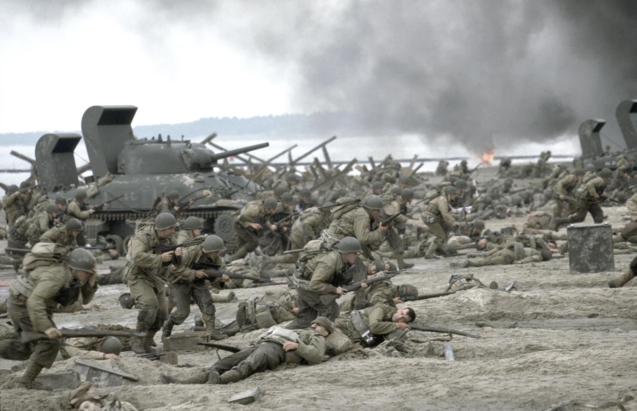 10 War Dramas
