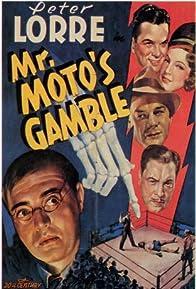 Primary photo for Mr. Moto's Gamble