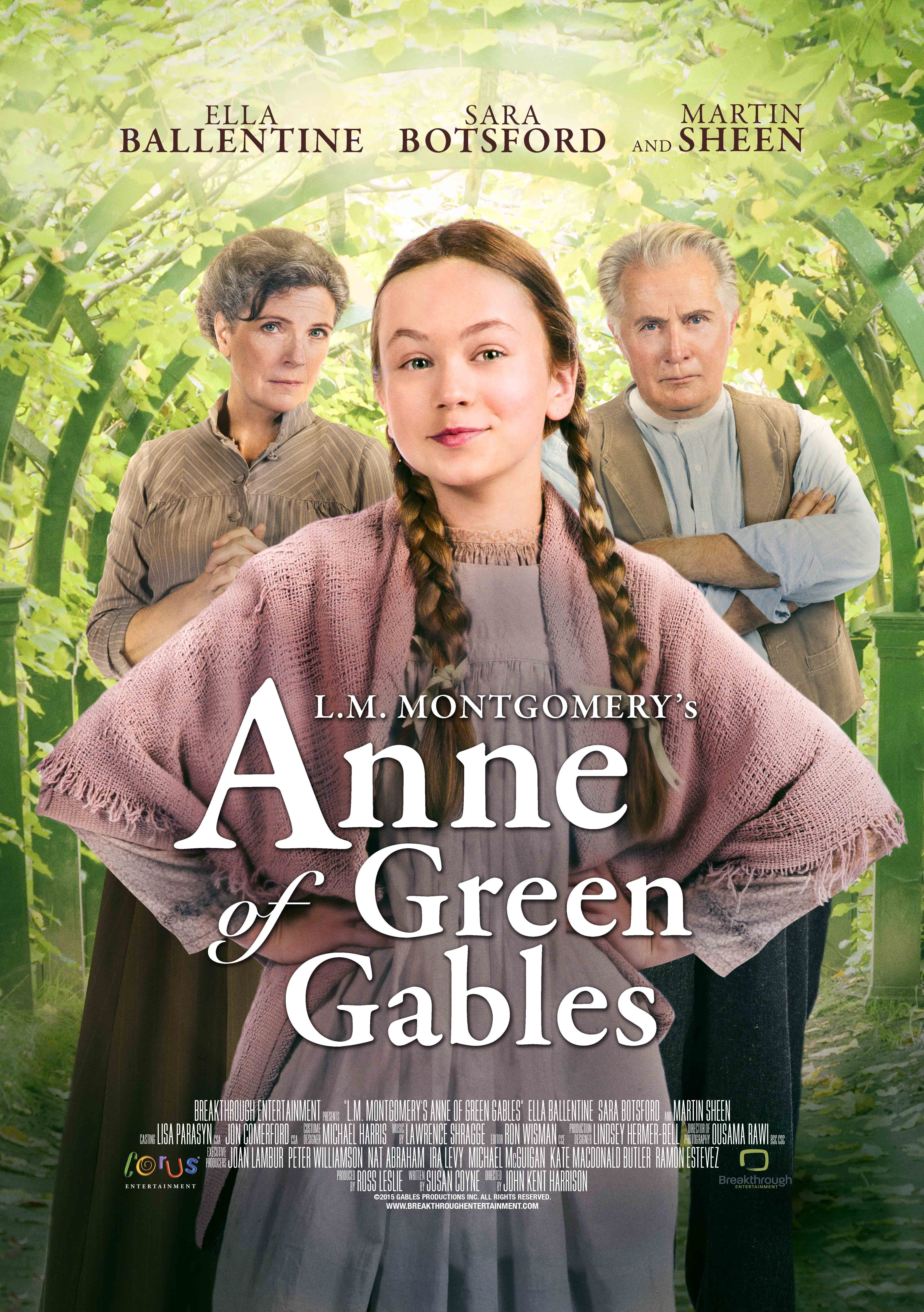 175757ee7 Anne of Green Gables (TV Movie 2016) - IMDb