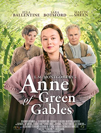 Lucy Maud Montgomery's Anne of Green Gables (2016) 720p