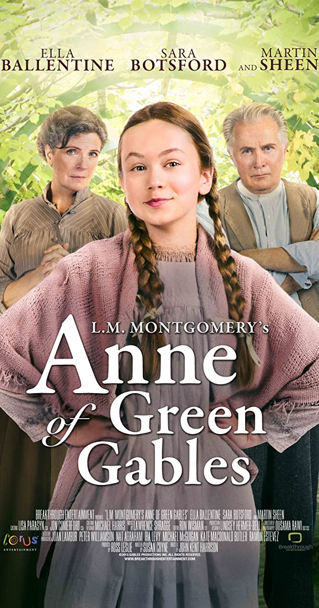anne of green gables film
