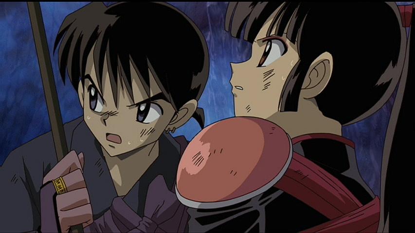 Inuyasha - Tenka hadou no ken (2003)