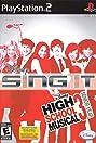 Disney Sing It: High School Musical 3: Senior Year (2009) Poster