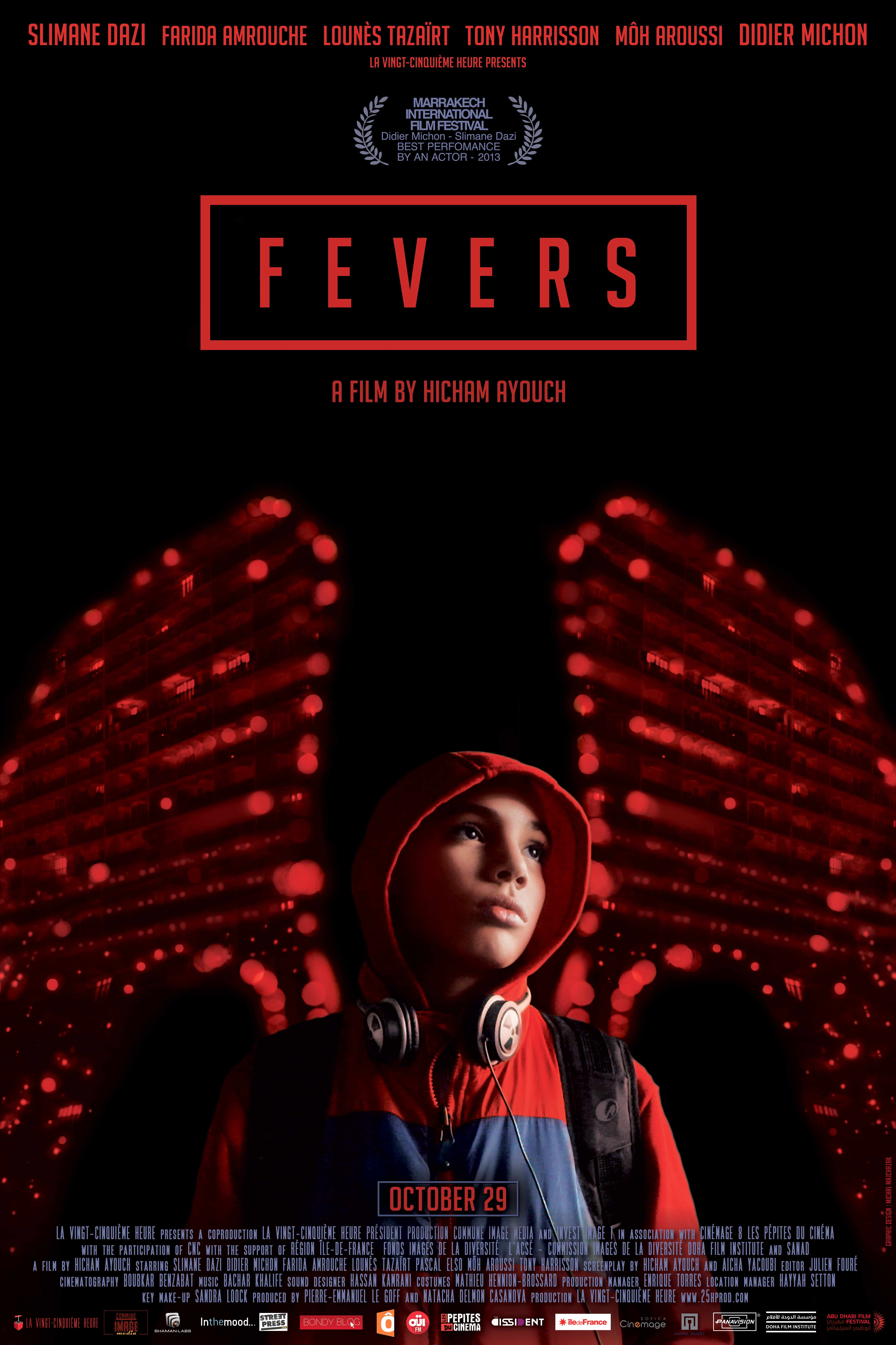 dvd show the fevers