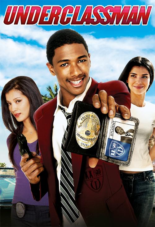 Shawn Ashmore, Nick Cannon, and Roselyn Sanchez in Underclassman (2005)