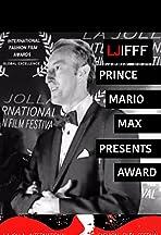 Prince Mario-Max & Sue Wong: International Fashion Film Festival La Jolla 2015