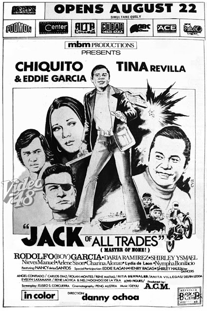 Jack of All Trades (Master of None) (1975)