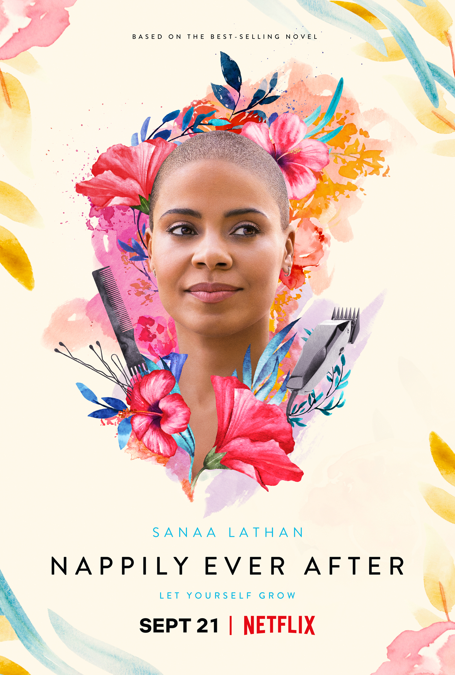 Nappily Ever After (2018) WEBRip 720p