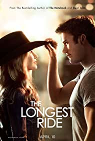 Britt Robertson and Scott Eastwood in The Longest Ride (2015)
