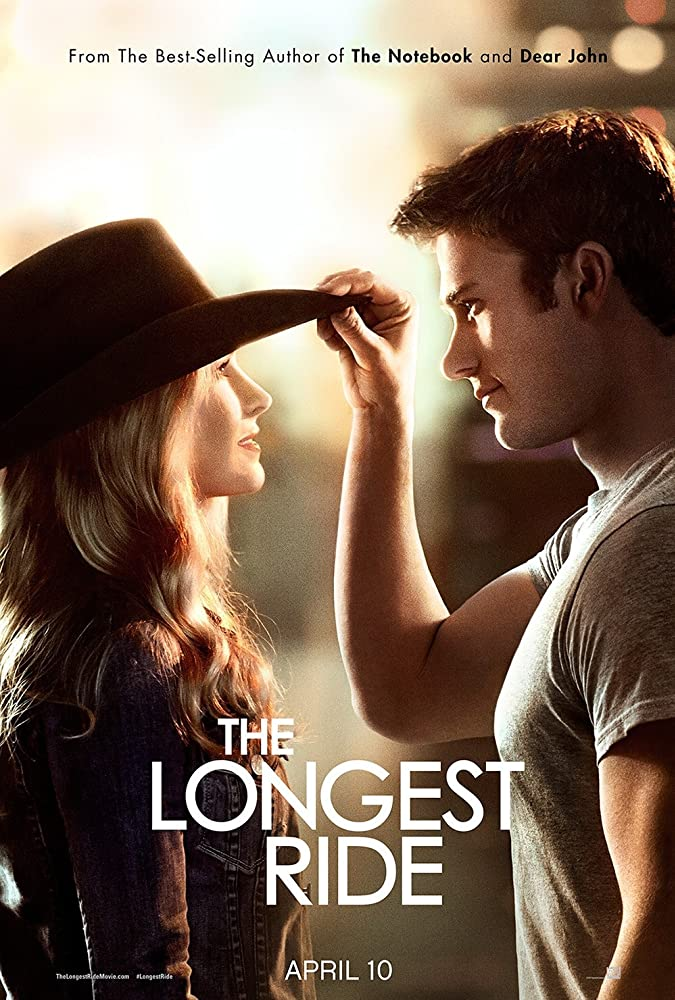 Britt Robertson and Scott Eastwood in The Longest Ride (2015)