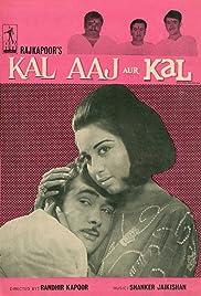 Kal Aaj Aur Kal(1971) Poster - Movie Forum, Cast, Reviews