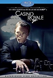 The Road to Casino Royale Poster