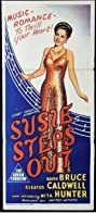 Susie Steps Out (1946) Poster