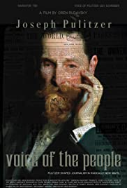 Joseph Pulitzer: Voice of the People Poster