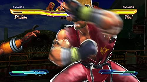 Street Fighter X Tekken (Gameplay)