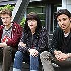 Yani Gellman, Allie MacDonald, and Daniel Rindress-Kay in Trigger Point (2015)