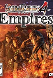 Samurai Warriors 4: Empires Poster