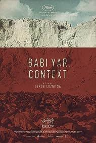 Babi Yar. Context (2021)