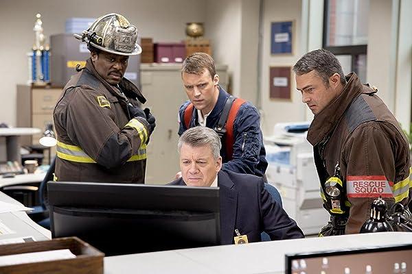 Chicago Fire 8×12 – Entonces pasó Nick Porter