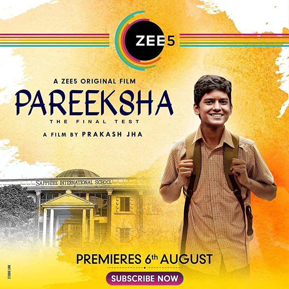 Pareeksha (2020) Hindi 720p WEB-DL x265 AAC 800MB
