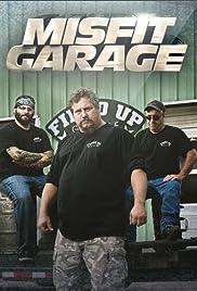 Misfit Garage Poster