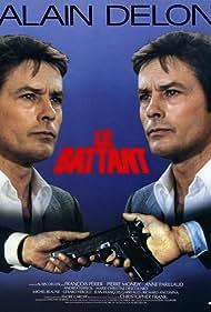 Alain Delon in Le battant (1983)