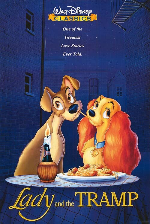 Lady and the Tramp (1955) Hindi Dubbed
