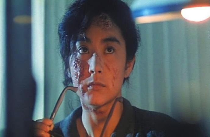 Brigitte Lin in Duet ming ga yan (1987)