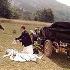 Lone Hertz, Dirch Passer, and Karl Stegger in Sommer i Tyrol (1964)