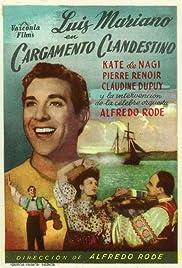 Cargaison clandestine Poster