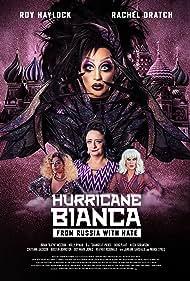 Rachel Dratch, Roy Haylock, D.J. 'Shangela' Pierce, and Katya Zamolodchikova in Hurricane Bianca: From Russia with Hate (2018)