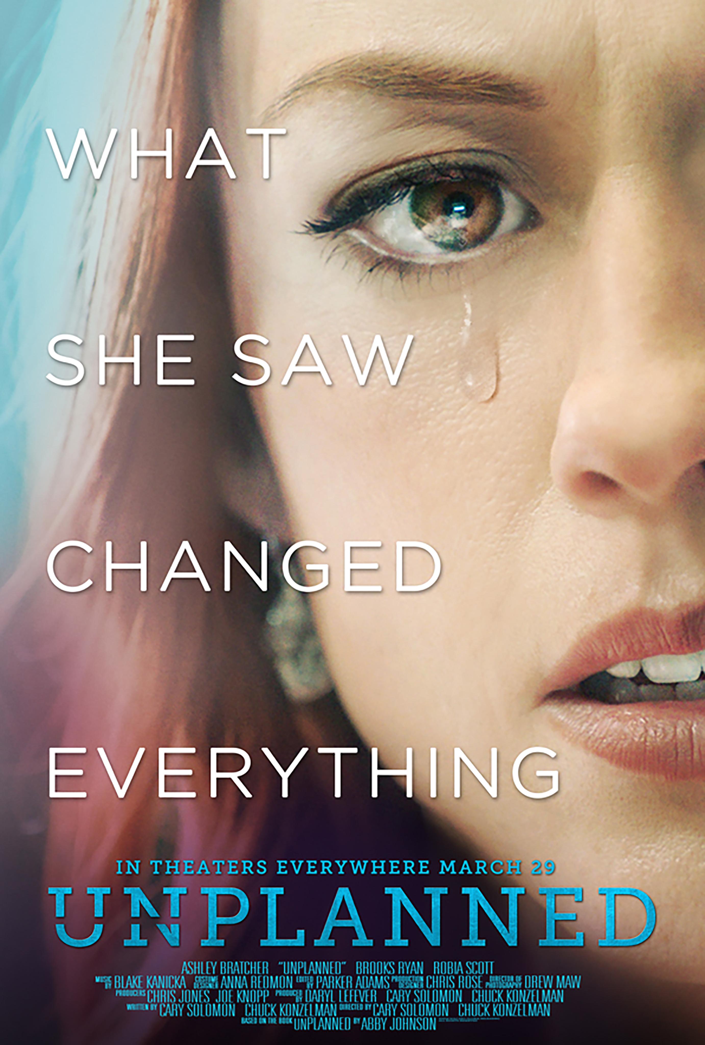Ashley Bratcher in Unplanned (2019)