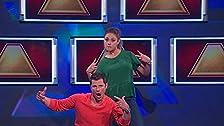 Nick Lachey vs. Vanessa Lachey and Gayle King vs. Terrell Owens